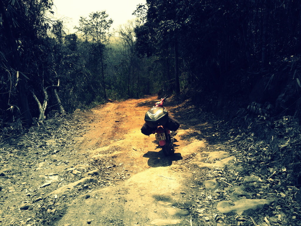 Fancy motorcycling the Ho Chi Minh Trail? Here's how….