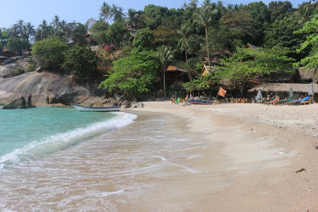 Hippies and Hedonists: a brief stint at The Sanctuary, Koh Phangan