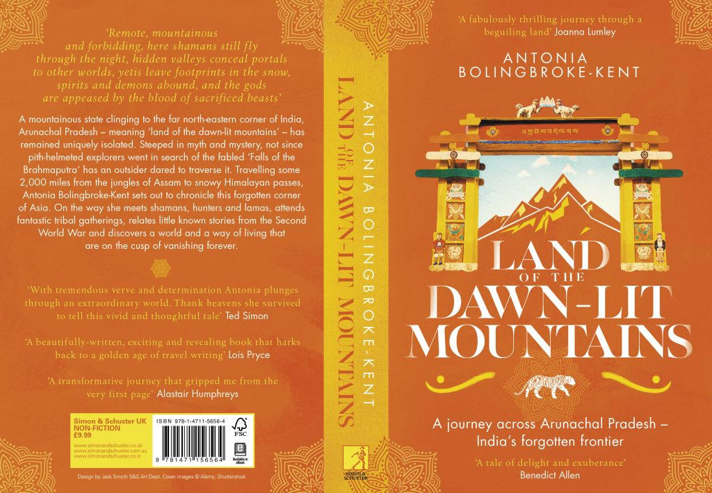 Land of the Dawn-Lit Mountains published 15 June!